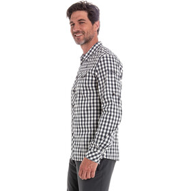 Schöffel Miesbach3 Camiseta Hombre, ebony